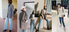 Quần jeans + blazer và 4 Style cho chị em công sở ra sức thay đổi