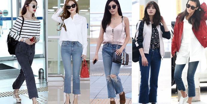 4 Tips mặc đẹp khi diện quần jean cho nàng ngưỡng 30+