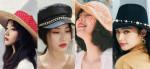 7 kiểu mũ tăng vẻ sành điệu cho quý cô cá tính