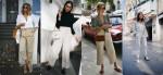 Những gợi ý thời trang từ vải Linen - Bí kíp tránh nóng mùa hè cho nàng công sở