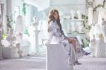 """Ngắm bức họa """"bốn mùa"""" trong phong cách thời trang của Kim Taeyeon"""