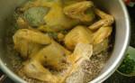 Mách Mẹ Cách Luộc Gà KHÔNG CẦN NƯỚC, Thịt Vàng Ươm, Không Bở, Thơm Ngon Ngọt Thịt
