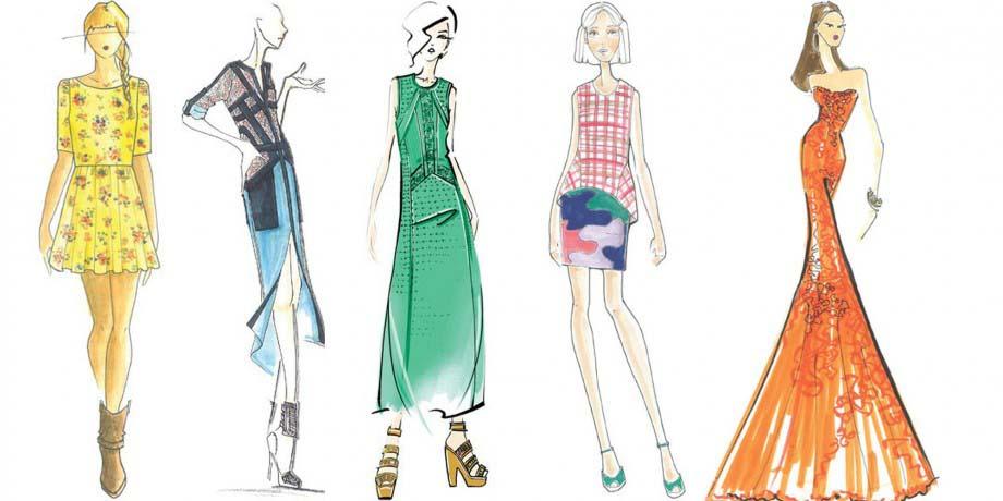 5 Gam màu thống trị xu hướng thời trang trong hè này