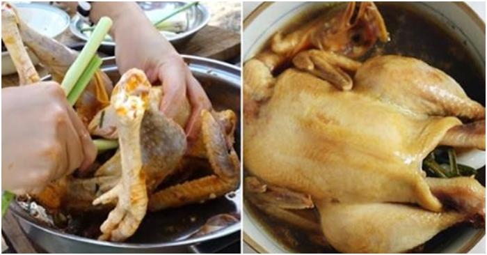 Cách làm gà hấp rượu thơm ngon ngây ngất, sẽ không làm bạn thất vọng ngay lần đầu thưởng thức