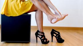 Giày cao gót và 5 tác hại khi mang quá nhiều