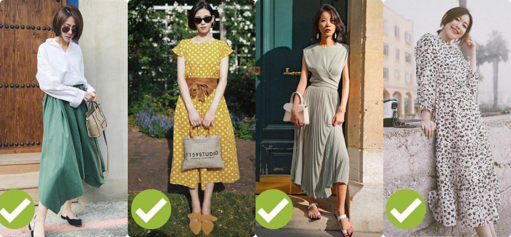 Đi đám cưới văn minh và thanh lịch thì tuyệt đối nên tránh những kiểu trang phục này
