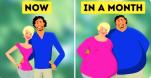 KHOA HOC CHỨNG MINH: Càng hạnh phúc trong tình yêu, bạn càng dễ tăng cân