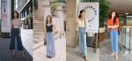 Jean ống rộng - Xu hướng mặc đẹp cho nàng cá tính 2019