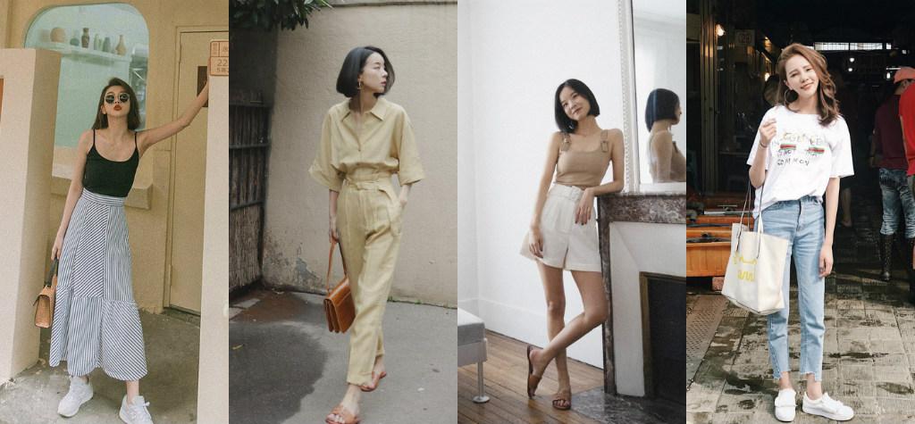 Mặc đẹp ngày hè với 10 công thức siêu đỉnh từ các Fashion đình đám
