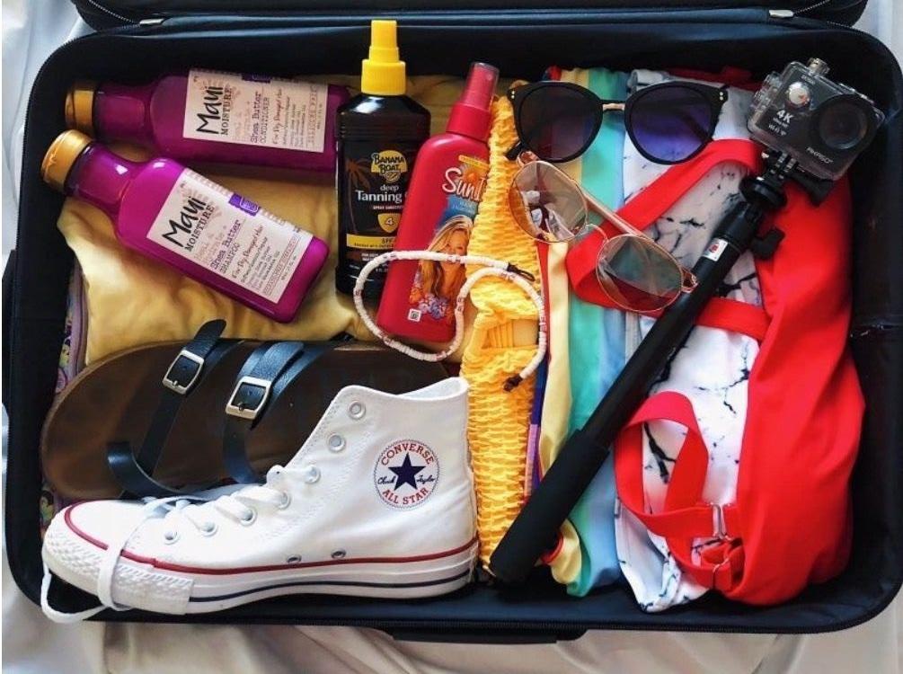 Items nào NÊN - KHÔNG NÊN khi xếp vali đi du lịch