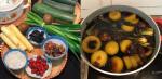 Cách làm trà sâm bí đao lá dứa giải nhiệt ngày nắng nóng