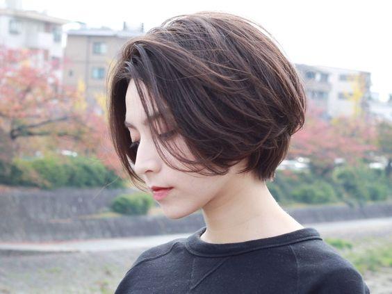 Tóc Ngắn nhuộm màu gì cho đẹp?