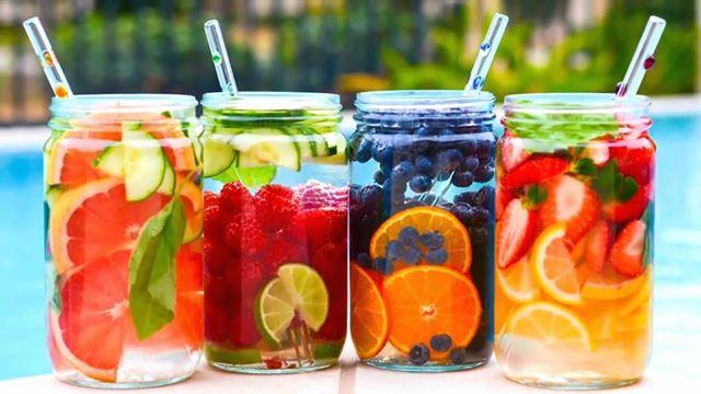8 thức uống Detox vừa thanh nhiệt vừa giảm cân cho mùa hè