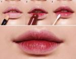 7 cách tô son lòng môi đẹp đúng chuẩn