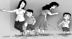 Đối với bậc làm cha mẹ vàng bạc đầy nhà không bằng có con được giáo dục tốt