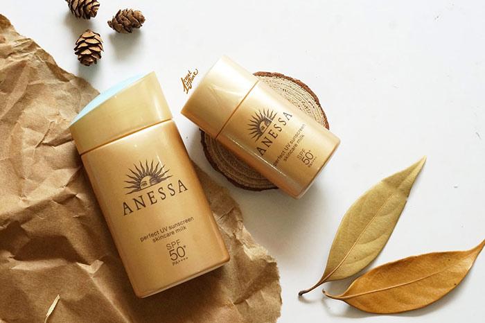 Cách phân biệt kem chống nắng Anessa thật - giả