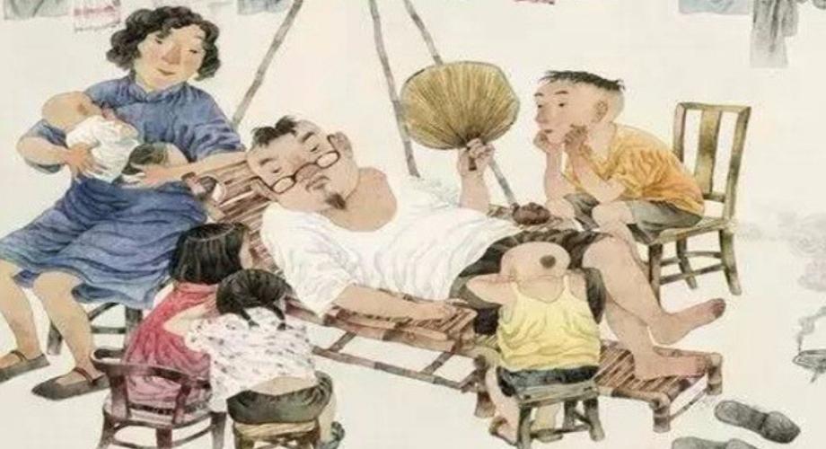 Giữa thân nhân không nợ 4 thứ, không làm 5 việc, gia đình sẽ ngày càng phú quý hưng thịnh về sau