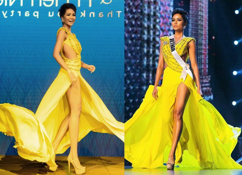 Ngắm loạt váy vàng xếp hạng đẹp nhất lịch sử Miss Universe: Việt Nam đứng thứ hạng cao bất ngờ!