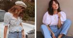 """Mix&Match với bộ đôi """"Sơ mi + Jeans"""" chinh phục cả những cô nàng qua 30 tuổi"""