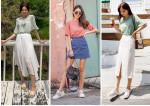 4 mẫu chân váy hack chiều cao cực đã không thể bỏ qua