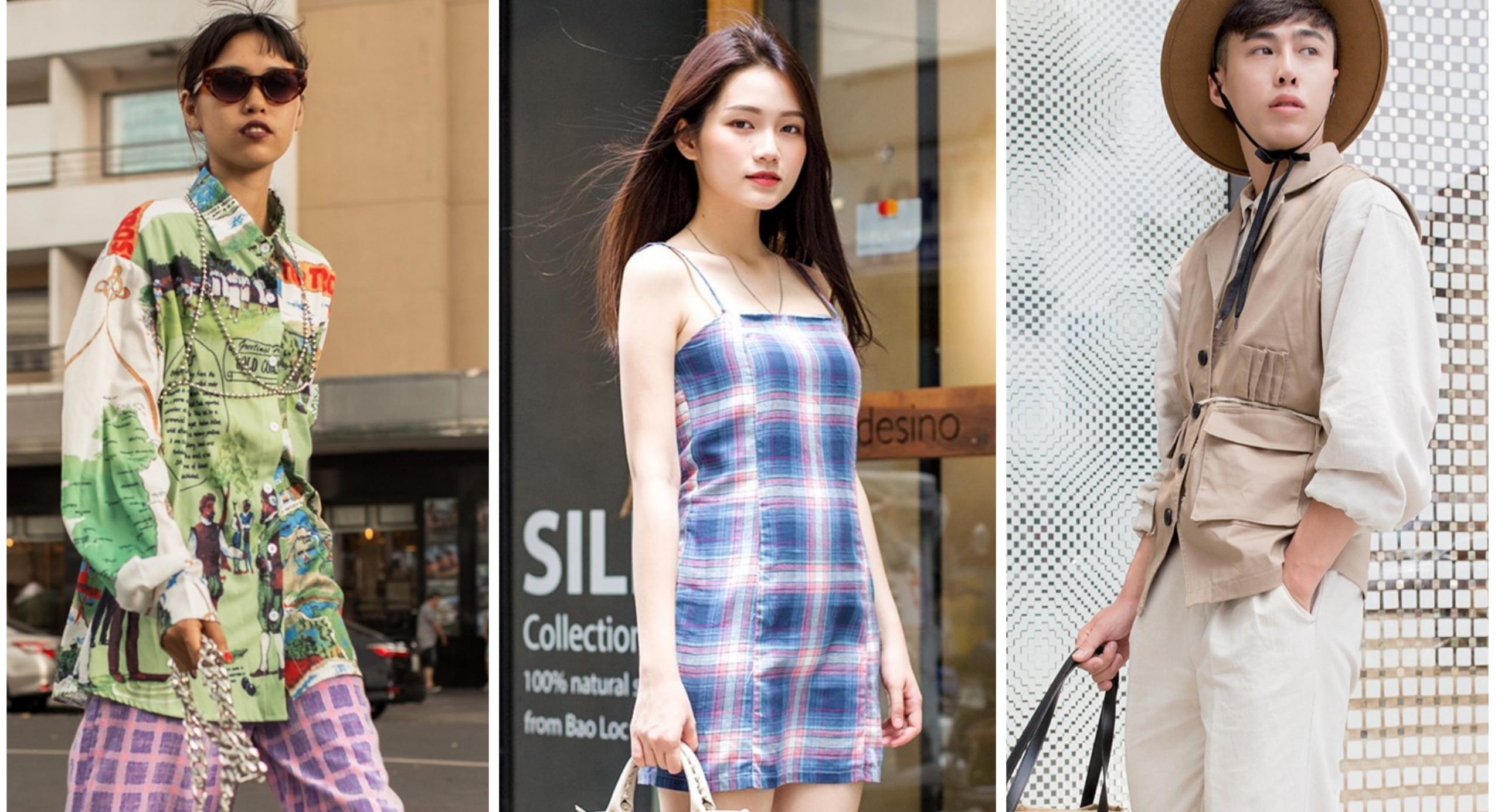 Street style giới trẻ Việt tuần qua có gì Hot: Phối Blazer bấp chấp thời tiết nắng nóng