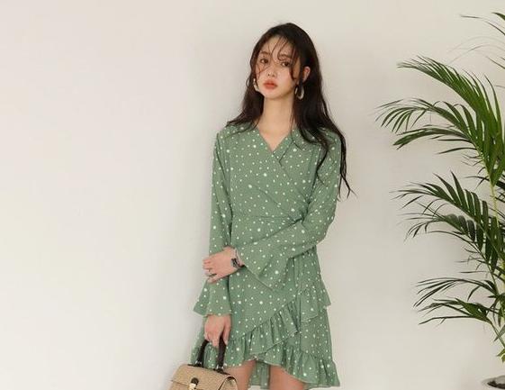 Váy Quấn: mẫu váy ai mặc lên cũng đẹp cũng xinh, hack dáng thon gọn bất ngờ
