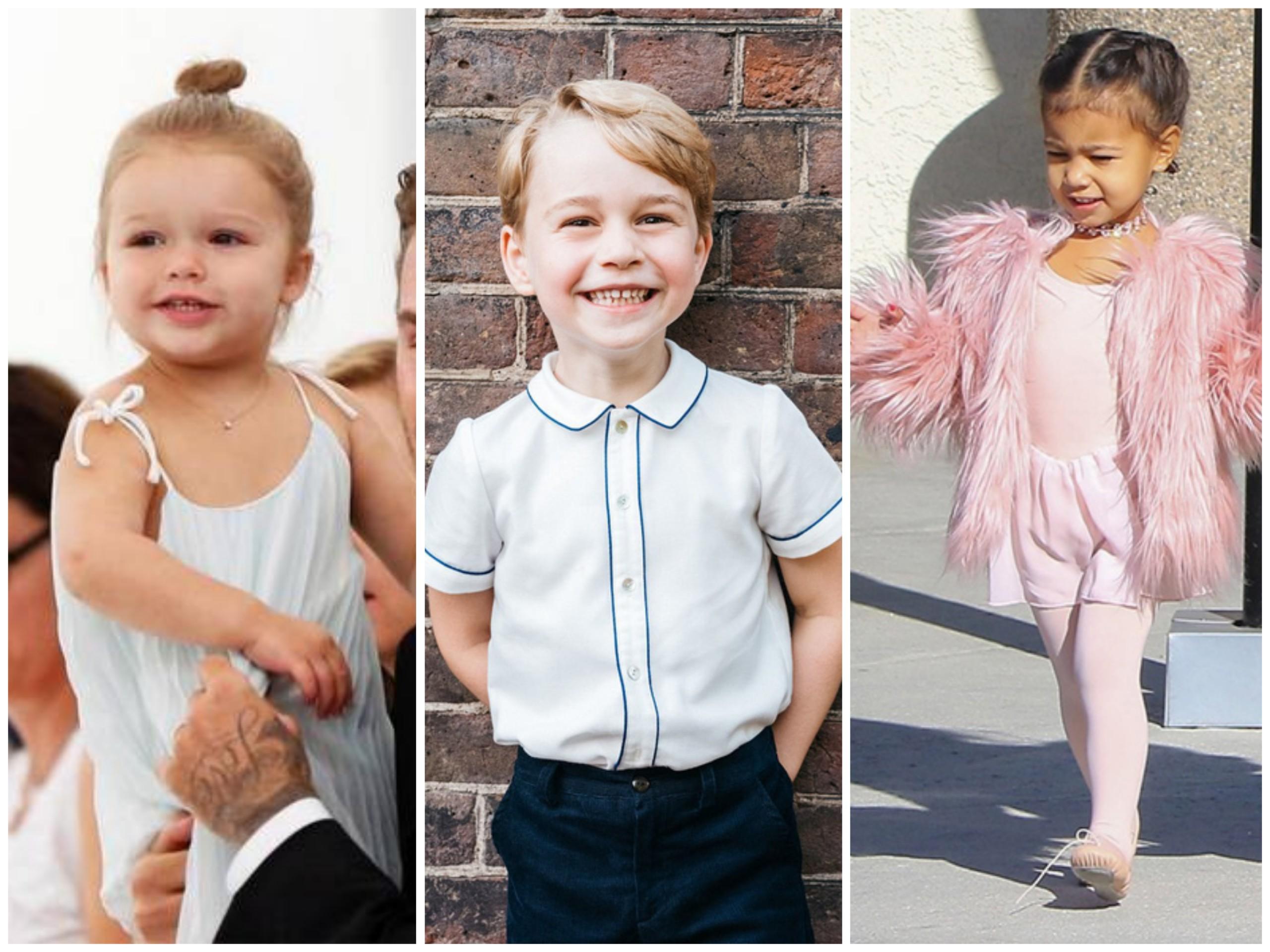 """Phong cách thời trang cực đẳng cấp của những """"Thiên thần nhỏ"""" nổi tiếng thế giới"""