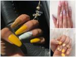 9 mẫu ý tưởng móng tay cực kì phù hợp với mùa hè năng động