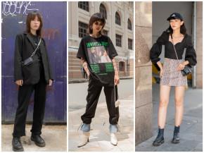 Street-style tuần qua của 2 miền có gì đặc biệt, thời tiết nóng bức có cản bước sáng táo của giới trẻ?