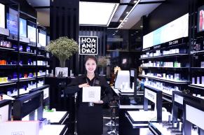Mỹ phẩm Hoa Anh Đào: Thương hiệu luôn đồng hành cùng vẻ đẹp Việt