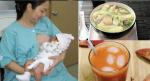 Để có dòng sữa mát thơm, ngon lành cho con bú mẹ tích cực ăn những món này nha
