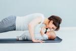 Các bài tập và lưu ý giảm cân cho phụ nữ sau sinh