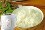 Cơm chín nhưng không thơm: Thả thêm 1 thứ này vào nồi, đảm bảo cơm dẻo thơm nức mũi