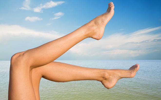 Thon gọn eo, bắp chân trong 30 ngày với 1 bài tập duy nhất