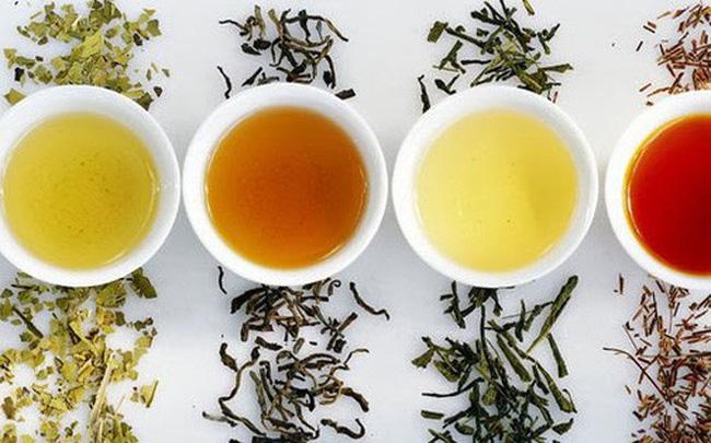 4 loại trà hỗ trợ cơ thể thải độc, giảm cân không ngờ