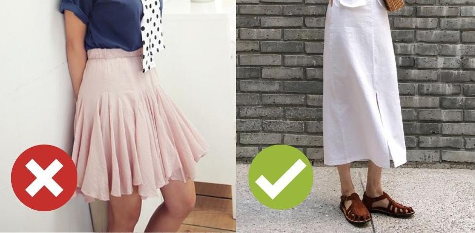 4 kiểu trang phục không dành cho hình tượng phụ nữ 30 tuổi thanh lịch