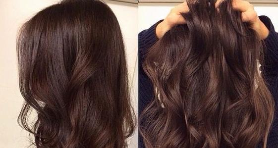 6 màu tóc tôn da trắng xinh đáng thử 2019