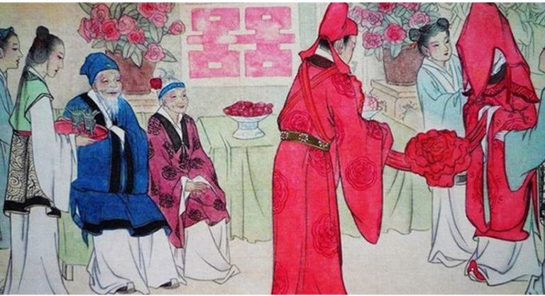 Cổ nhân dạy: Chọn vợ, không chọn gái ngẩng đầu – Lấy chồng, không lấy trai cúi mặt