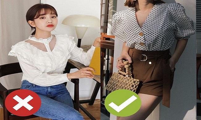 4 loại trang phục luôn phải cẩn thận vì rất dễ phản chủ