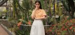 6 Kiểu diện áo Sơ Mi + Váy Dài siêu nữ tính