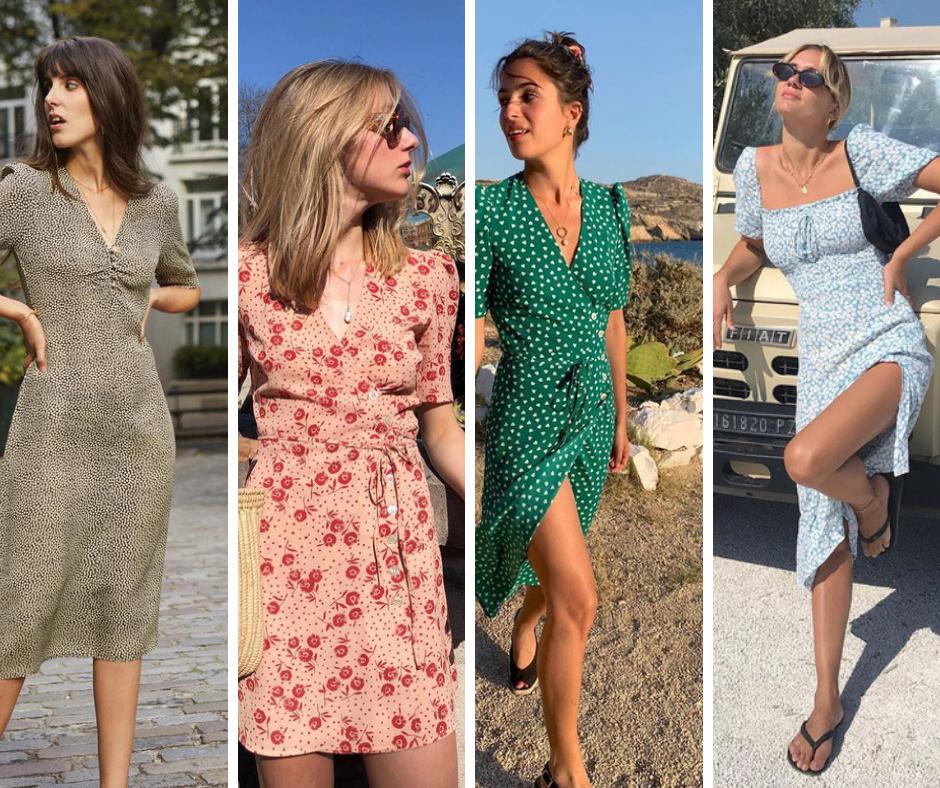 4 Kiểu váy dành cho phụ nữ U30, vừa thanh lịch và quyến rũ không kém