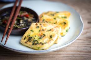 Mềm mềm thơm thơm đậu phụ bọc trứng chiên cực ngon cho bữa sáng