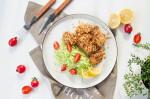 Cách làm gà nướng tẩm đậu phộng thơm ngon xuýt xoa cho bữa tối