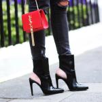 Học ngay cách phối đồ thời thượng với ankle boots đón thu về!