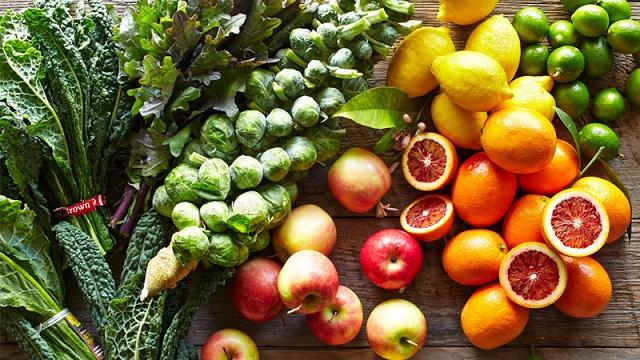 Môi trường ô nhiễm, bổ sung ngay các thực phẩm sau để thanh lọc cơ thể