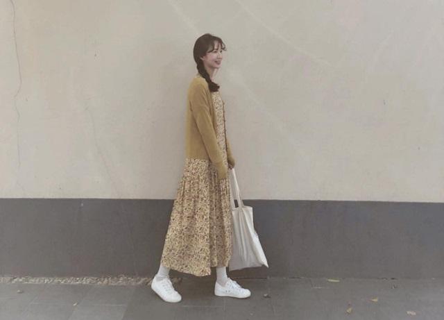 4 kiểu váy giúp nàng tỏa sáng hơn nắng thu