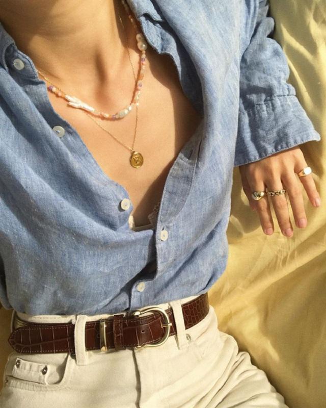 5 mẹo phối quần áo cũ giúp bạn mặc đẹp vừa tiết kiệm