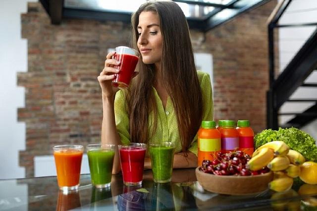 6 loại đồ uống giúp da sáng mịn, căng mướt