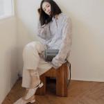Quần dài trắng chính là item nâng tầm phong cách thời trang của nàng