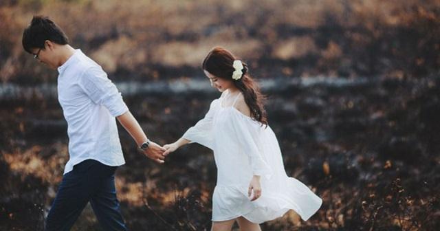 Tình yêu nhạt hay mặn nồng là do người đàn ông!